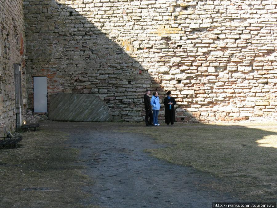 Цитадель — крепость внутр