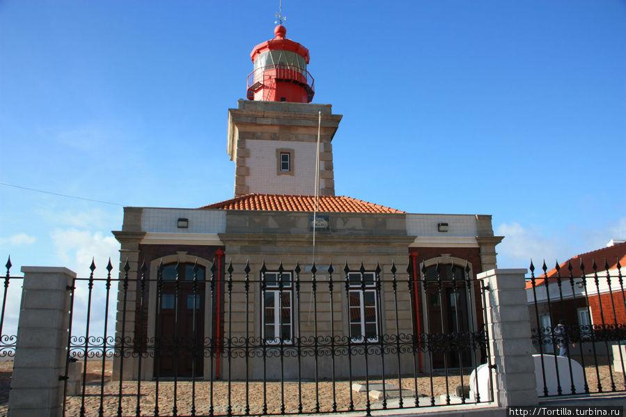 Португалия. Кабо де Рока Маяк