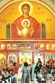 Греческая православная церковь. Венчание