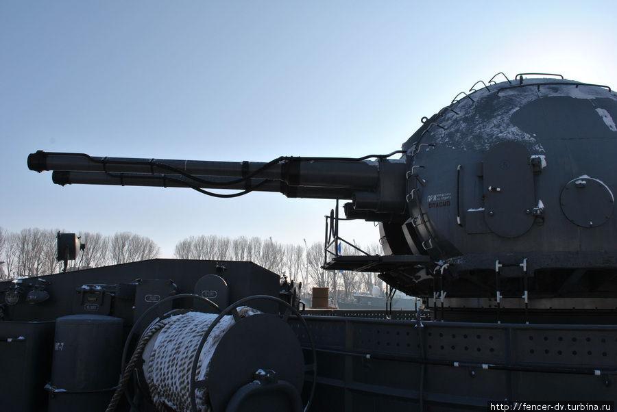 Слава русскому флоту: эсминец