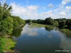Река Тетерев.