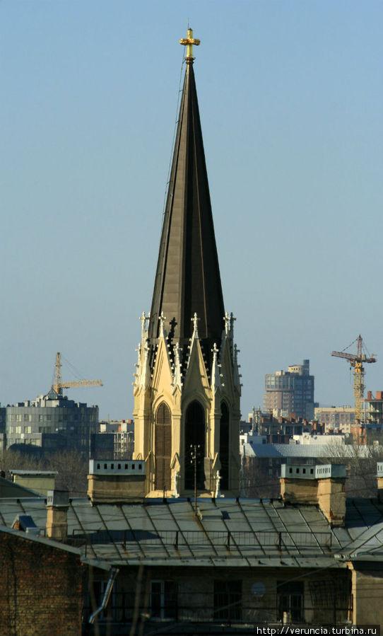 Лютеранская кирха Святого Михаила
