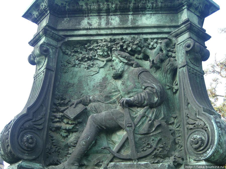 Лютер в образе юнкера Йорга