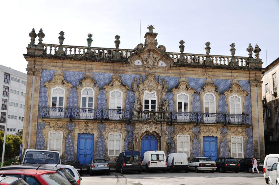 Palacio do Raio