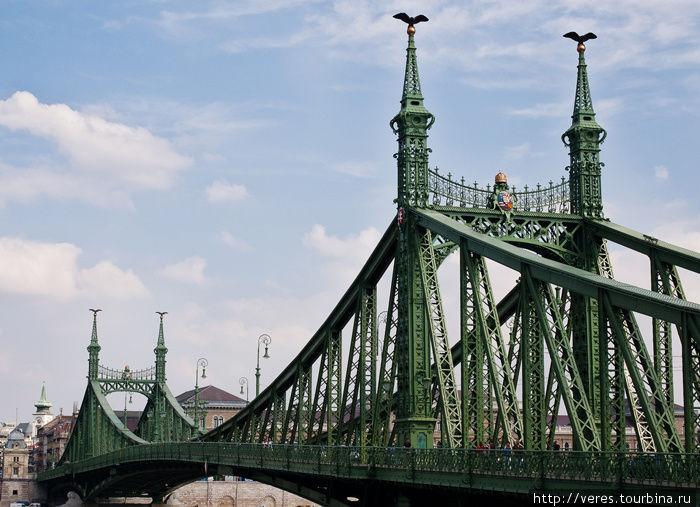 мост Свободы — Szabadság