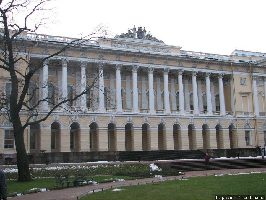 Государственный русский музей — Михайловский дворец