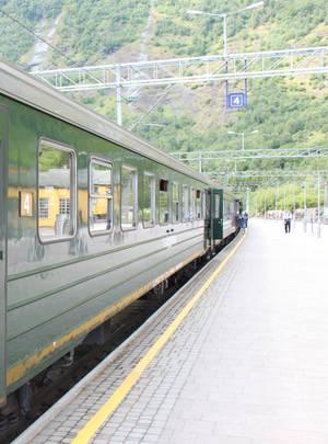 Фломский поезд