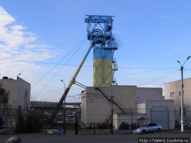 Копер шахты — музея — 3 Бис