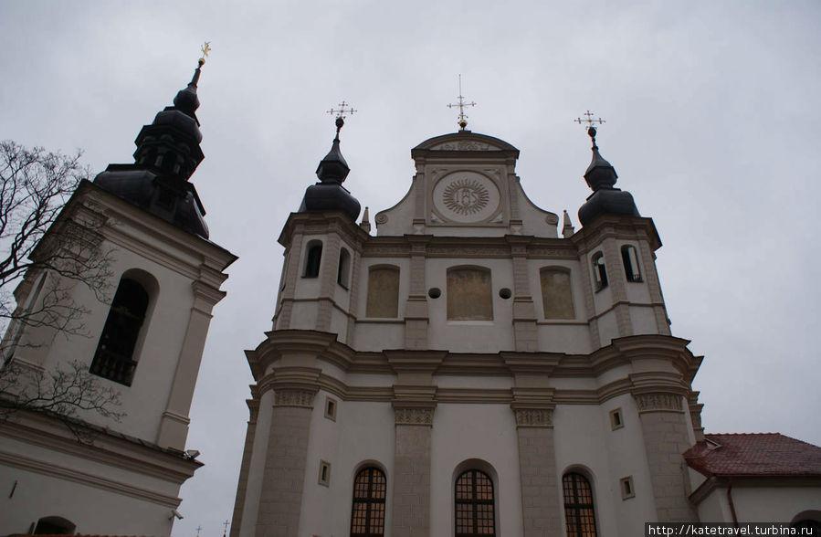 Костёл Святого Архангела Михаила