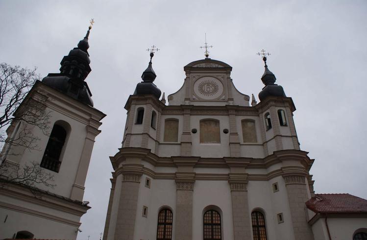 Костёл Святого Архангела