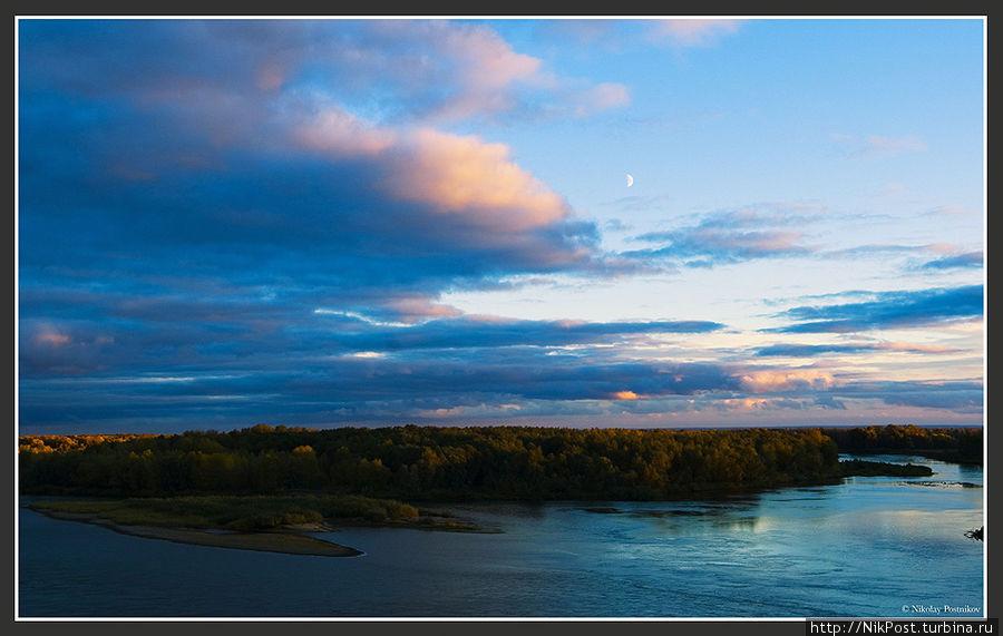 Восточный Казахстан. Река Иртыш Казахстан