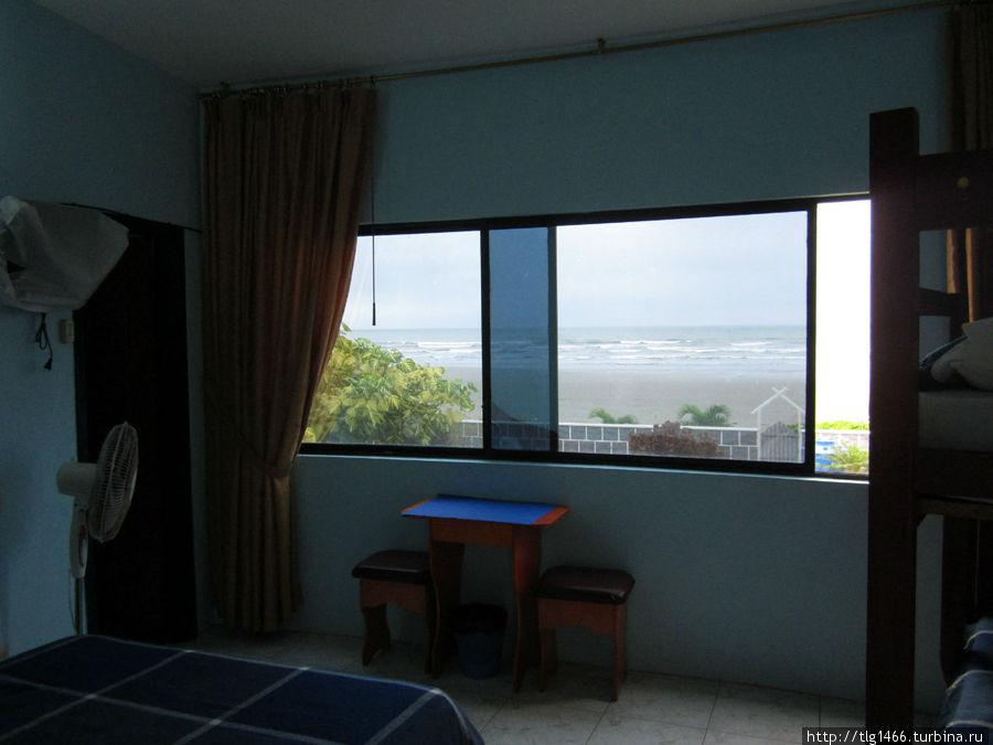 Комнаты с видом на океан