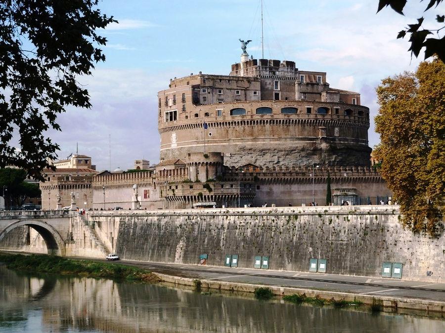 Замок Сант'Анджело