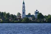 Троицкая церковь. Правый берег. Диево городище