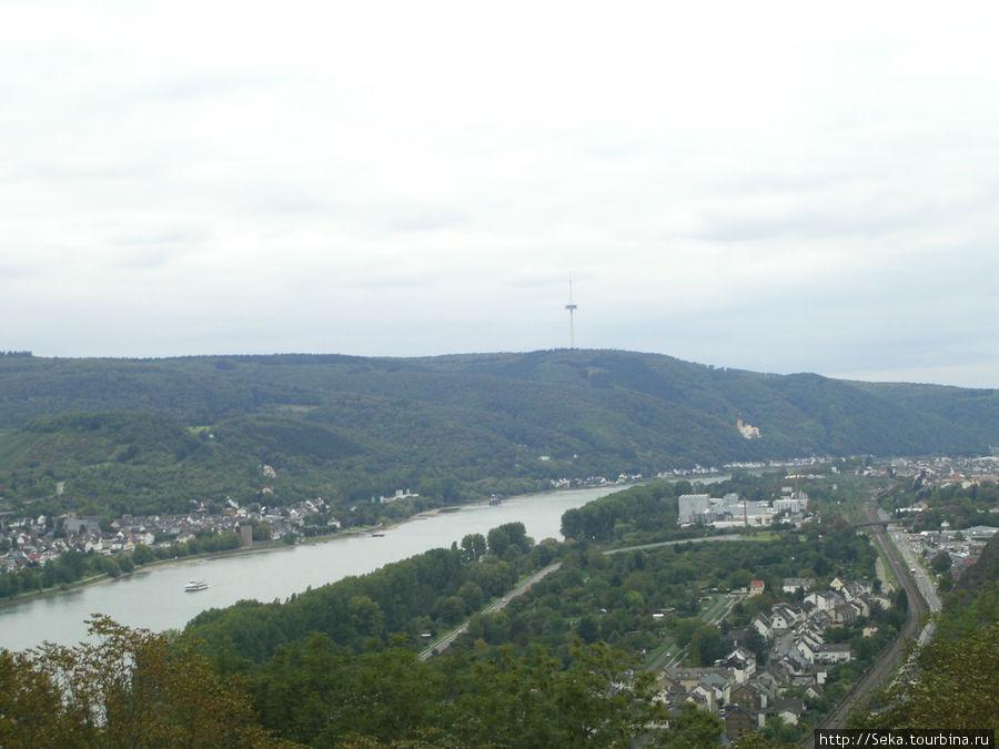 Виды на Рейн