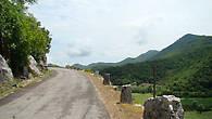 Черногорские дороги бывают и такими.