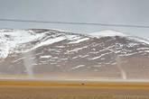 Пыльные смерчи на пути к Манасаровару