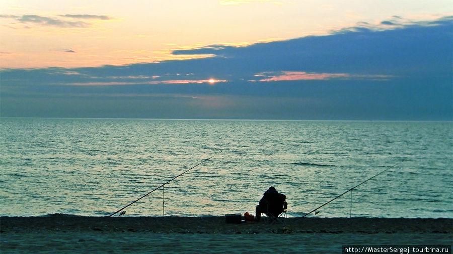 спортивная рыбалка на море