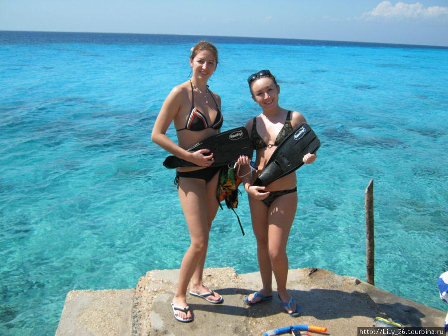 Исследуем риф