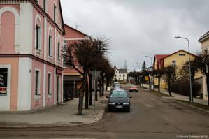 Типичная улочка Мадоны. У города