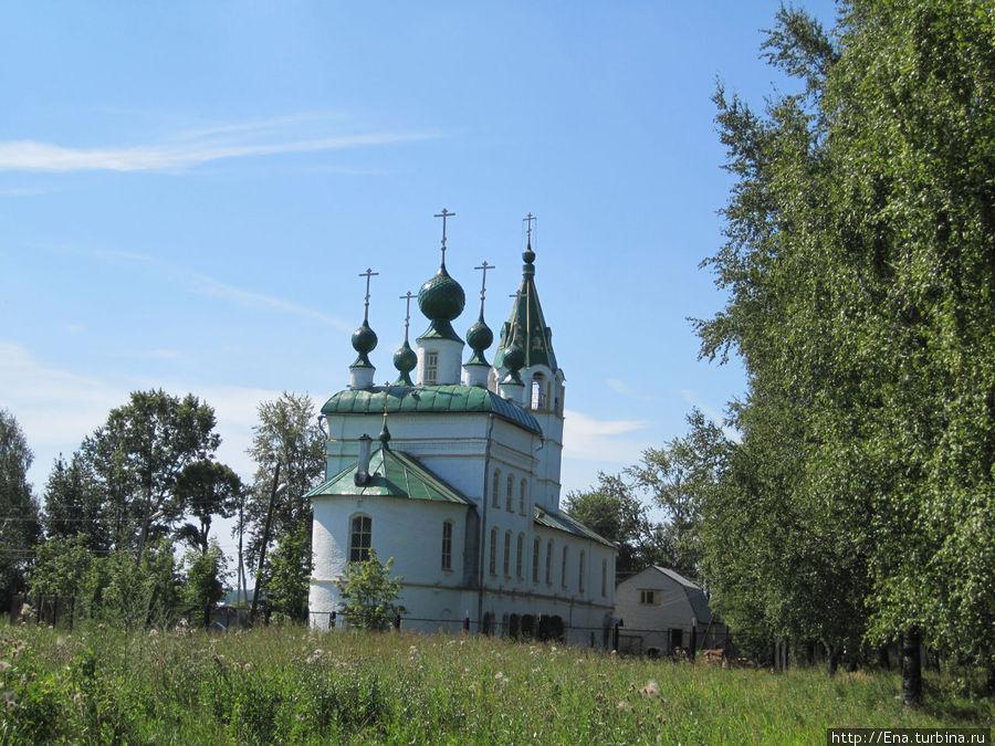 Церковь Вознесения (Леонтьевская) — такая нарядная!
