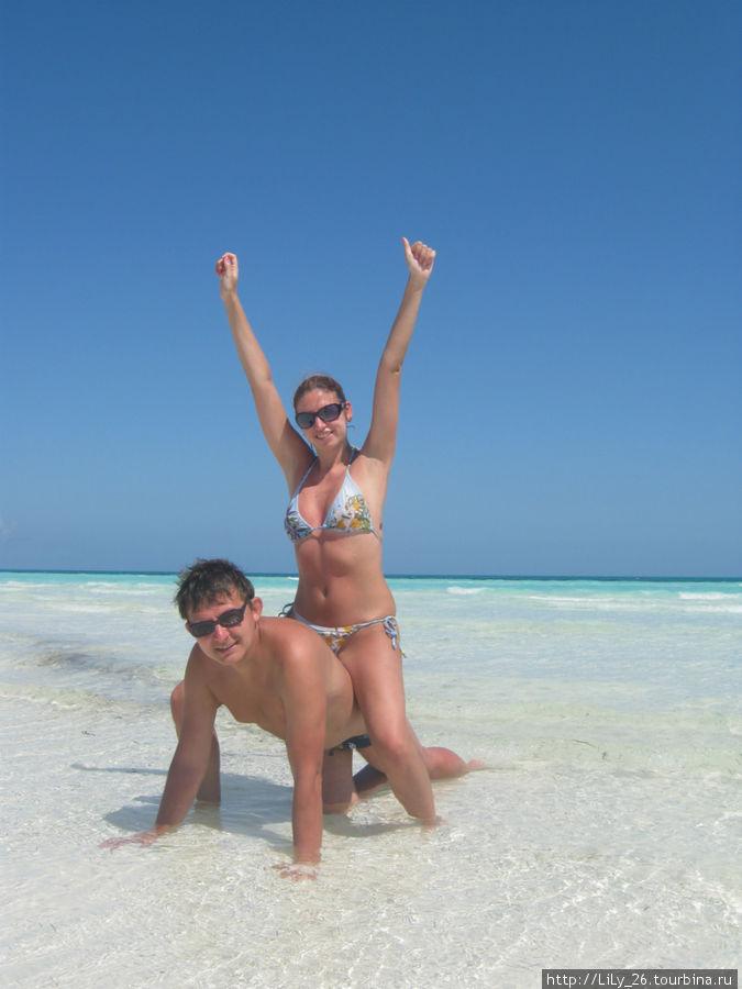 Остров Кайо-Романо, самый ЛУЧШИЙ пляж!