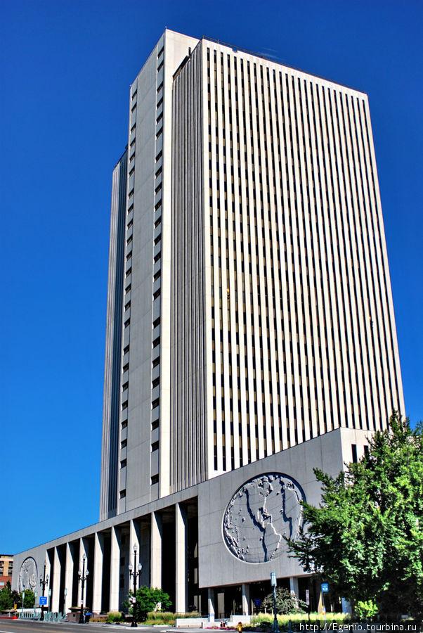 штаб-квартира мормонской