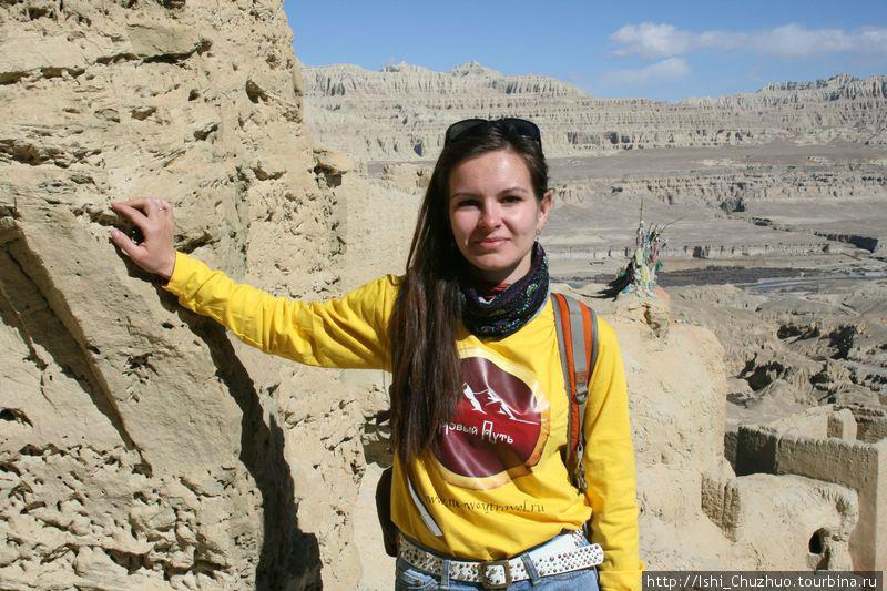 Гугэ, Цапаранг, Западный Тибет, Новый Путь