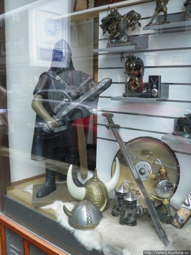 Ну и как — же без викингов?
