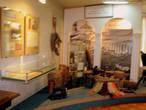 В Буйском краеведческом музее. Старинный быт буевлян