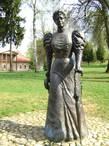 Современники называли её имение Афинами, а саму Марию  Тенишеву его Периклом