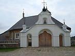 А это литовский городок начала 20 века.