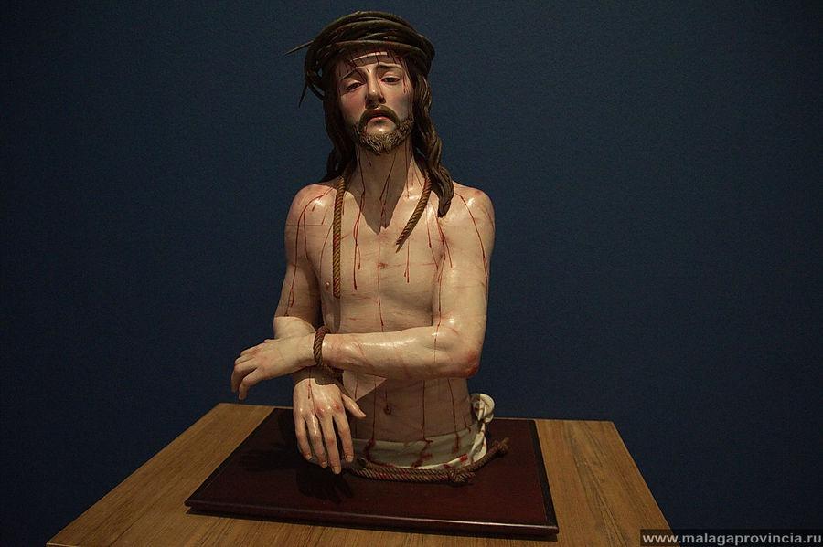 Иисус работы Педро де Мена,
