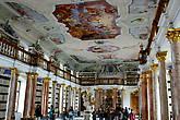 Библиотечный зал монастыря