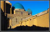 Южный Казахстан. Мавзолей Ходжа Ахмет Яссауи