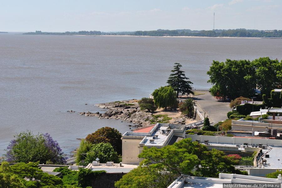 Маяк Колония-дель-Сакраменто, Уругвай