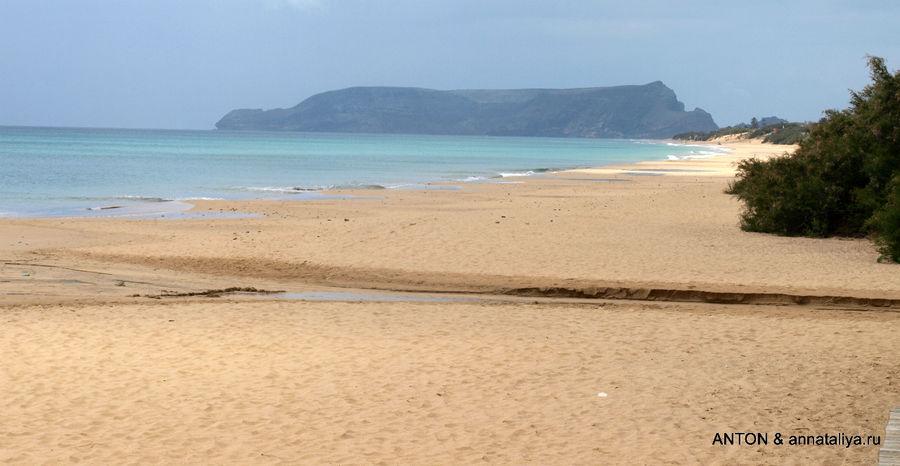 Золотой пляж.