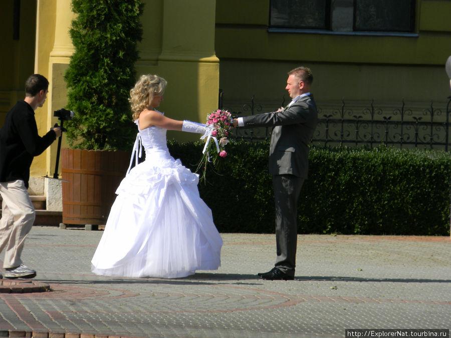 Венгерская свадьба в городе Ниредьхаза