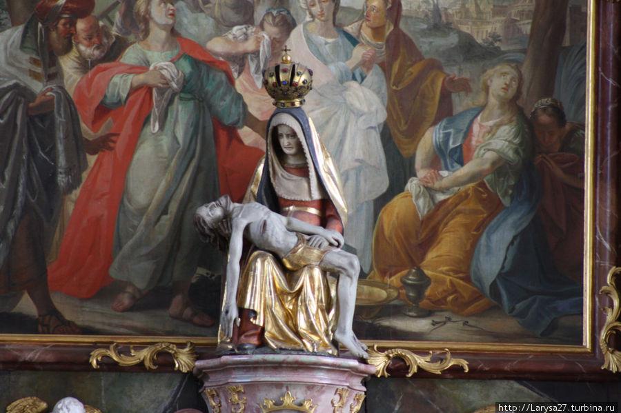 Escultura do Altar 1415