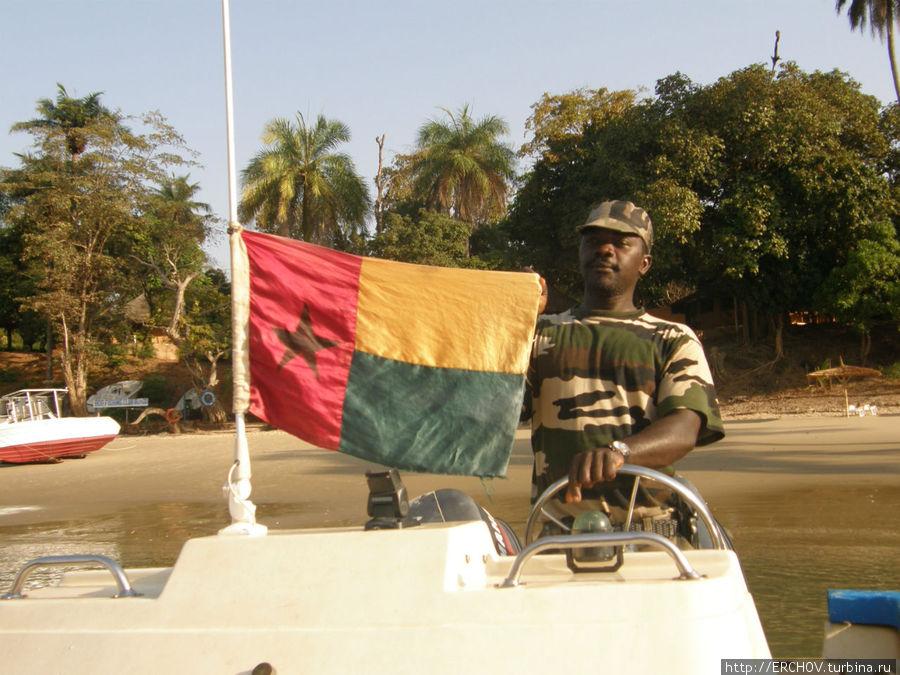Архипелаг Бижагош Округ Болама, Гвинея-Бисау
