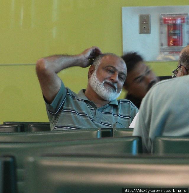 Фото охота на пассажиров