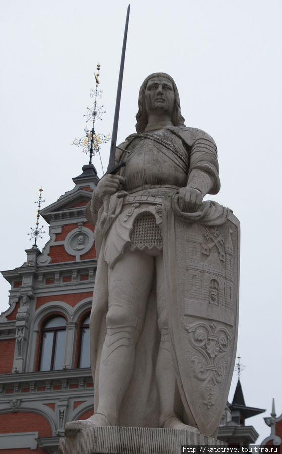 Памятник Святому Роланду