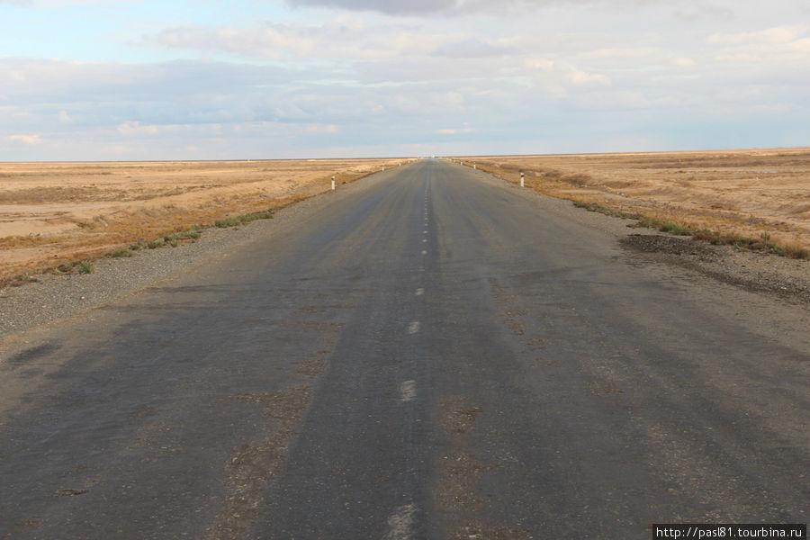 Ведровер – 17. Узбекистан. Первые километры. Республика Каракалпакстан, Узбекистан
