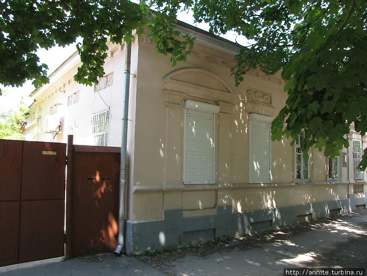 Дом А.П.Евтушевского — пе