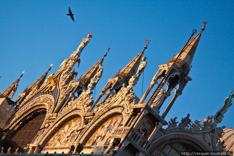 Собор Св. Марка, Венеция.