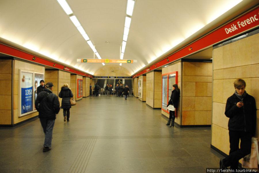 А вот так выглядят станции  Красной линии №2