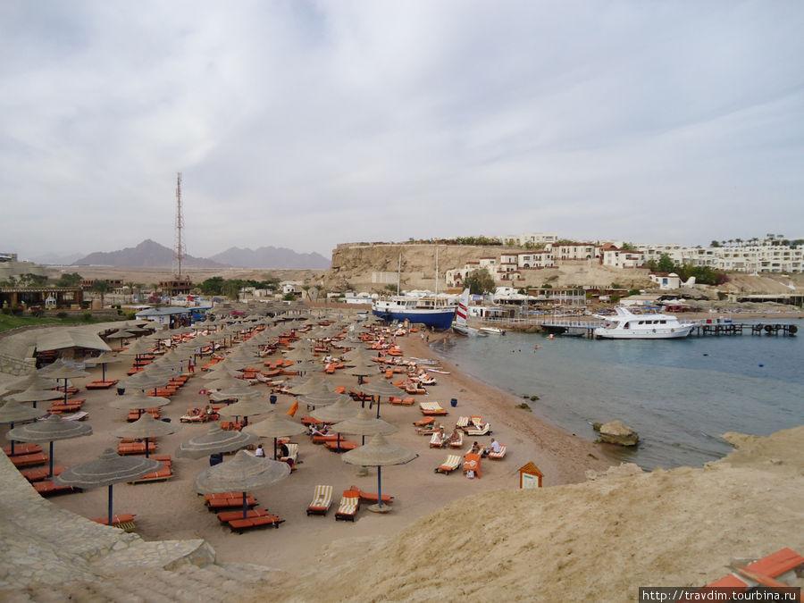 Песчаный пляж №1