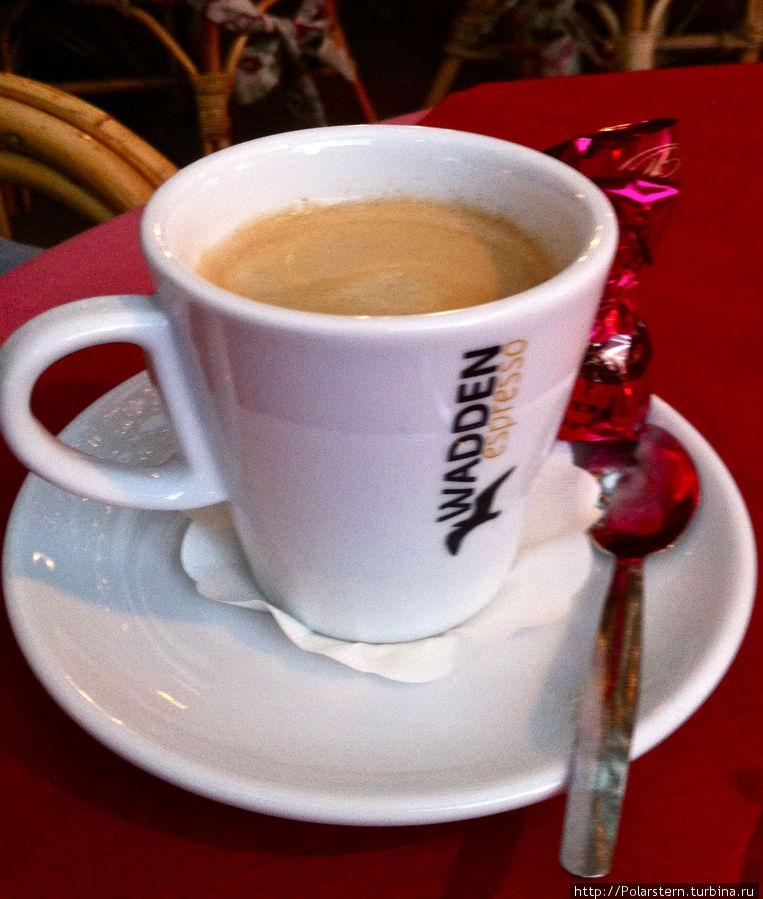 Кофе по-тексельски
