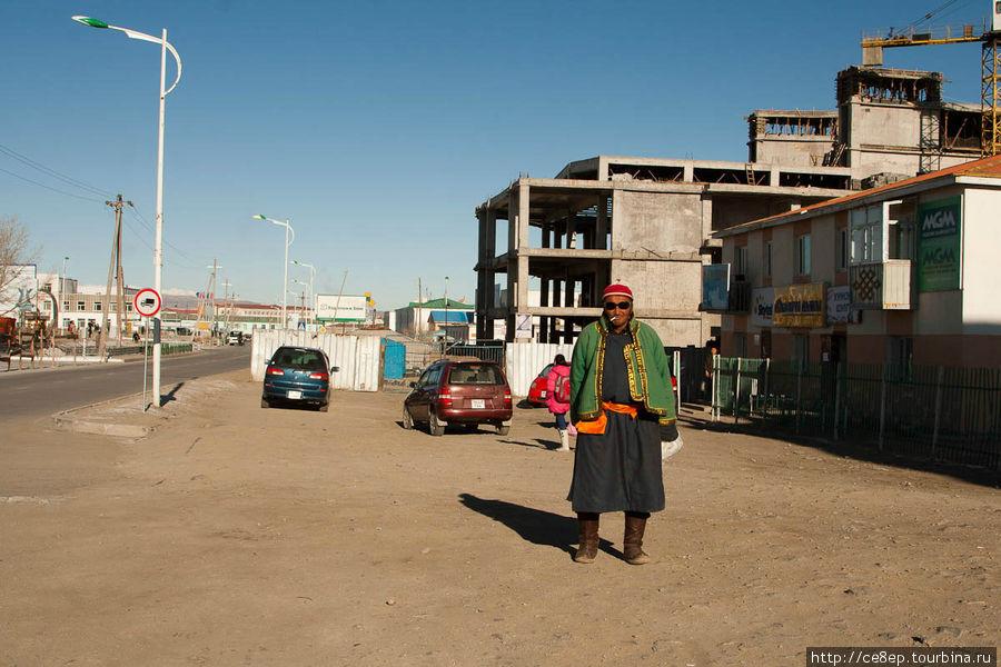 Суровый монгол Алтай, Монголия