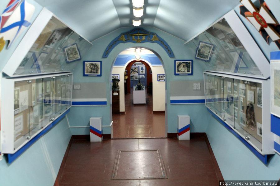 подводные лодки внутри фото